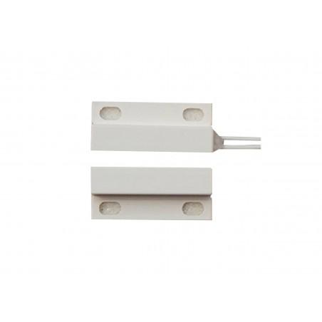 MC-38C - Contact magnetic aplicat alb