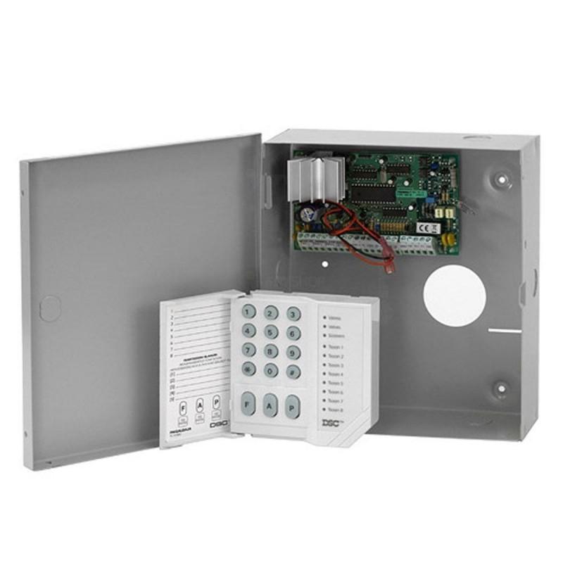 Centrala de alarma DSC 4 zone PC585