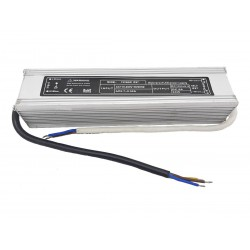 Sursa de alimentare waterproof, IP 67, 12V 5A, In: 110 - 260 V