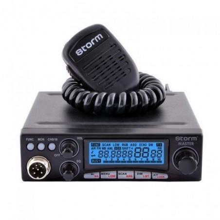 Stație radio CB STORM MASTER, 4 W