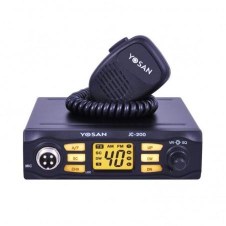 Stație radio CB YOSAN JC-200
