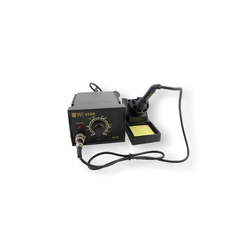 Stație de lipit cu letcon termostatat, Best Tools, BST-936B