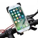 Suport telefon pentru motocicletă, prindere cu șurub