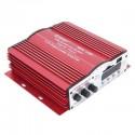 Amplificator  cu USB, SD, FM, 2 X 20 W, TDA2005, MA-100, Hi-Fi Stereo
