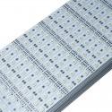 5050 Hard Strip RBG - Banda aluminiu cu LED 5050 RGB, 60 LED/m, 12 V
