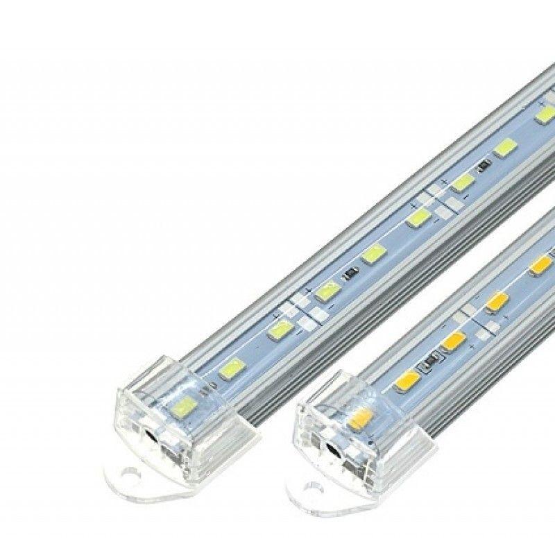 Bagheta LED 2835, 36 LED-uri, 50 cm, alb rece, 6000 K, 180 – 230 V