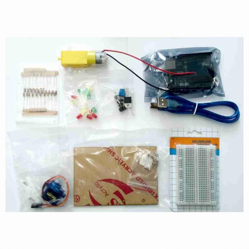 OKY1005 - Kit de invatare compatibil Arduino
