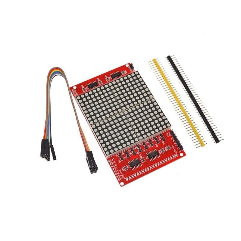 Matrice cu led 16x16 miniatura compatibila Arduino