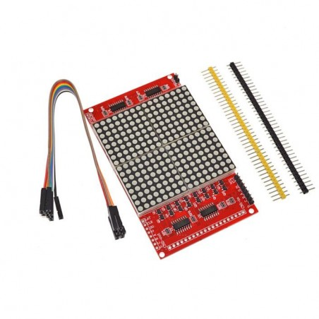 Matrice cu led 16x16 miniatura compatibila Arduino OKY3525-1  10107247