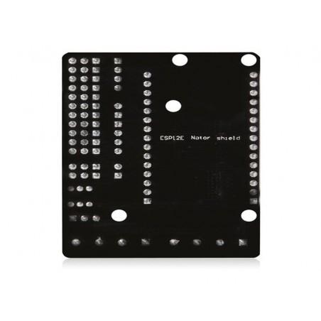 Shield pentru NodeMCU cu driver motor L293D