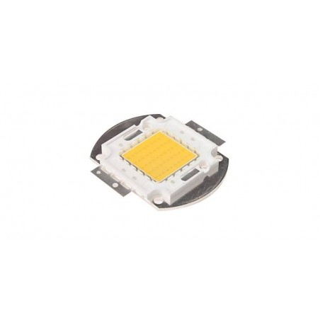 LED de putere 50W - alb CALD