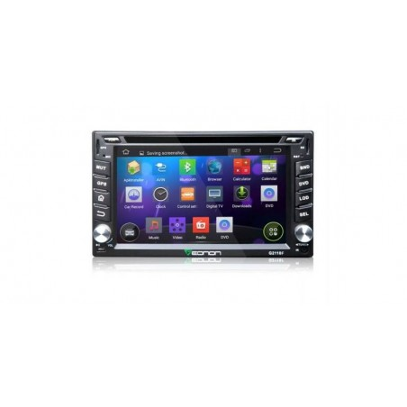 Unitate multimedia auto cu Touchscreen, DVD, USB, GPS, Android, EONON G2110F