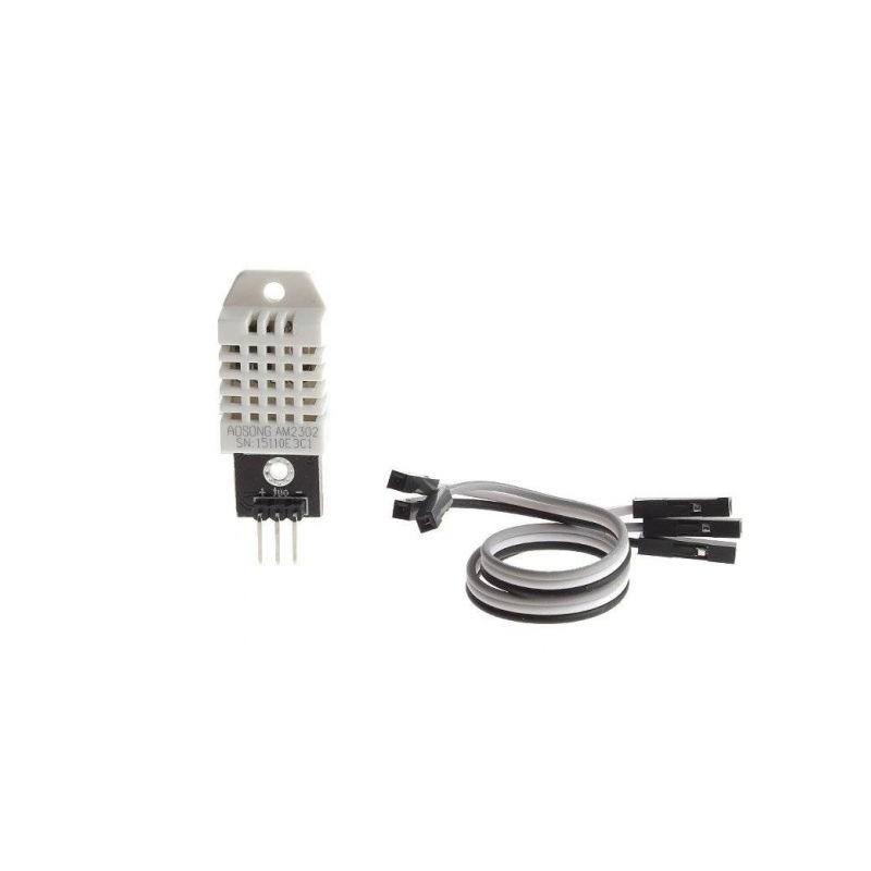 DHT22 - Senzor de temperatura si umiditate