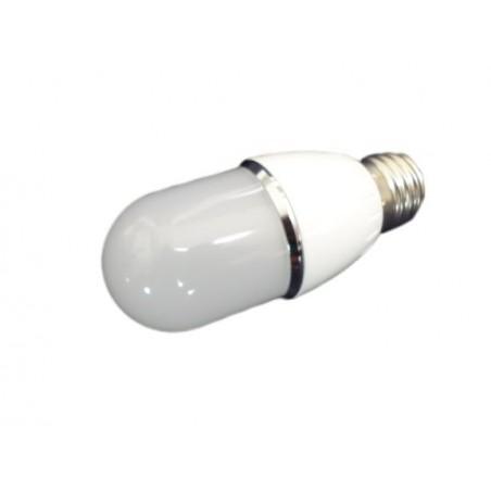 E27-3W-WARM - BEC CU LED 3W ALB CALD (PVC)
