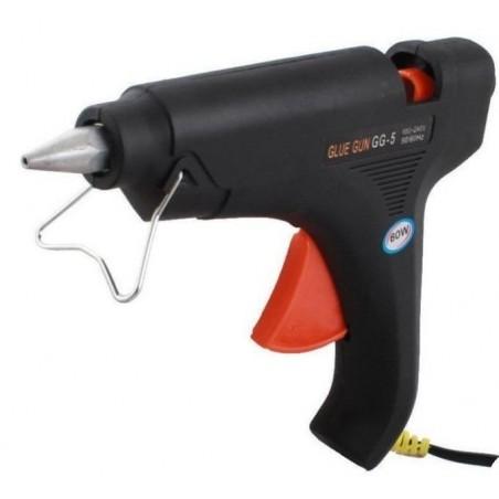 Pistol de lipit cu silicon cald 60w baton 11mm