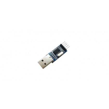 Adaptor convertor USB Serial TTL RS232 serial PL2303HX UART