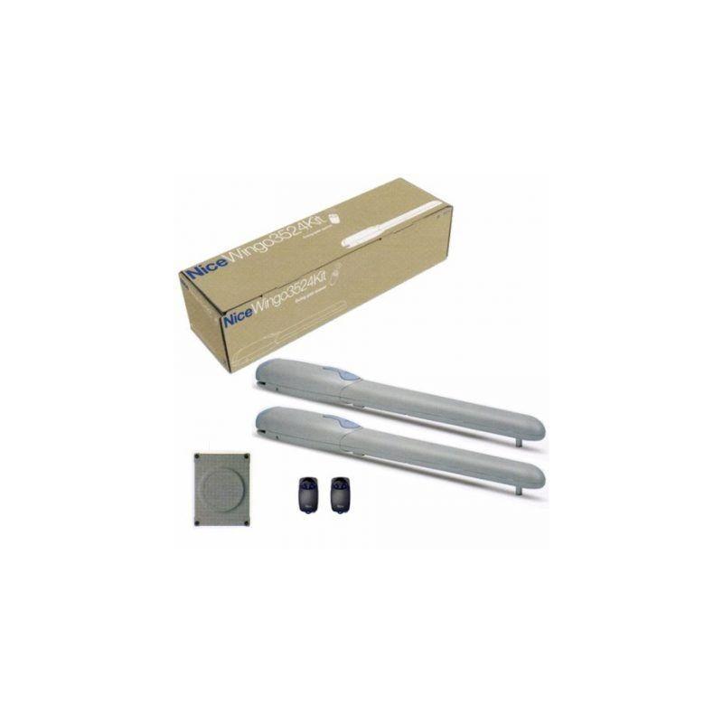 WINGO3524KCER -Kit automatizare pentru porti batante de pana la