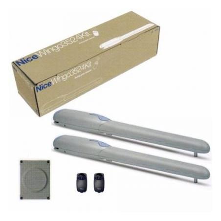 WINGO3524KCER -Kit automatizare pentru porti batante de pana la 3.5 m/batant