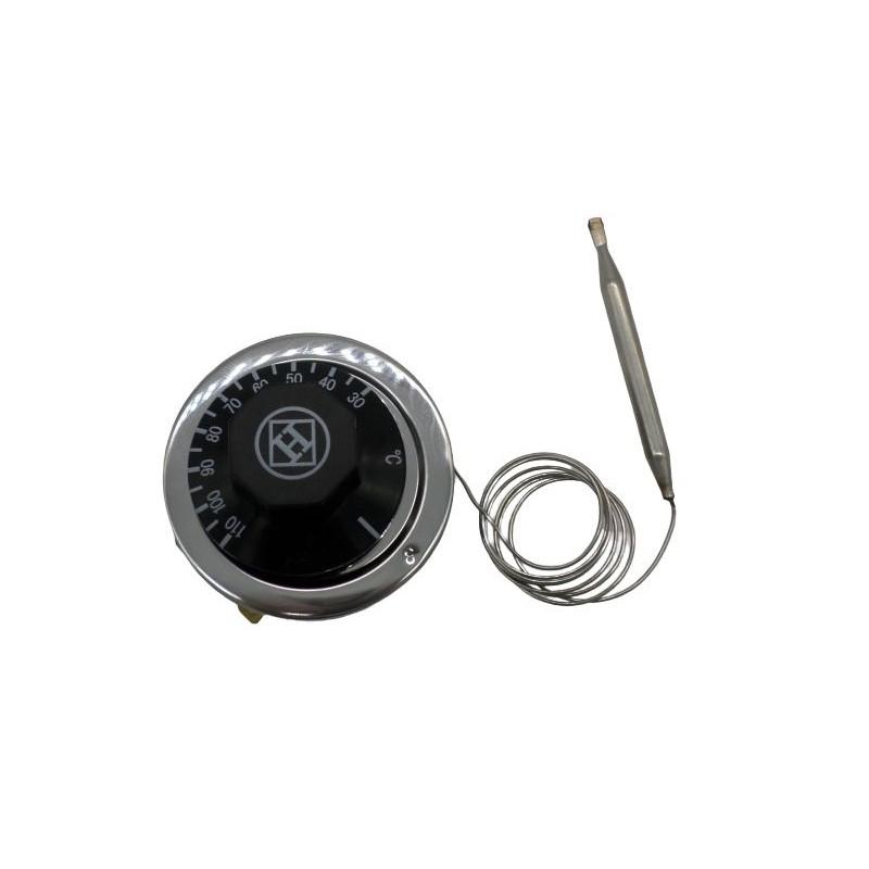 Termostat reglabil WZB 30-110grC lungime capilar 50cm 16A 250V