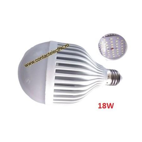 Bec LED E27 18W