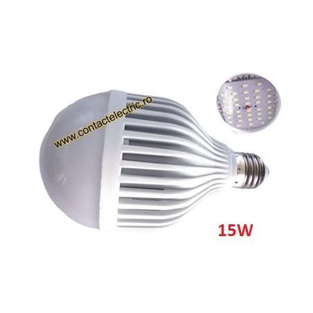 Bec E27 LED 15W