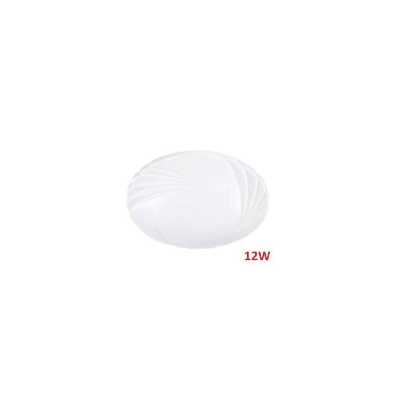 Spot LED 220V, 12W, Alb Rece