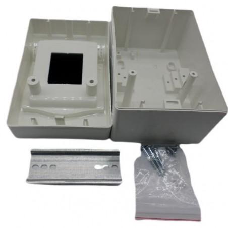 Tablou electric 2 module ip 40