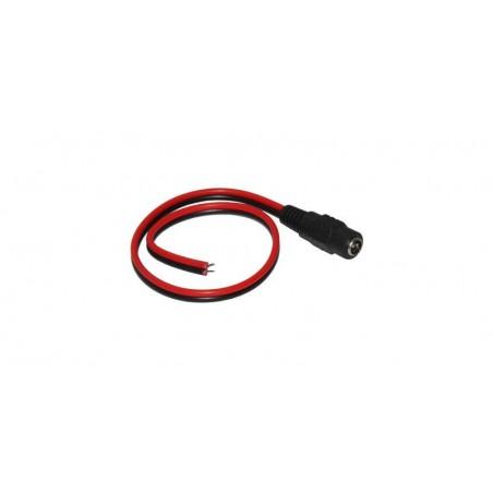 Mufa alimentare cu fir MAMA, cablu 25cm