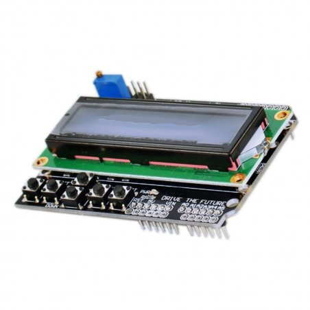 Modul display LCD 1602 compatibil Arduino OKY4004 10106627
