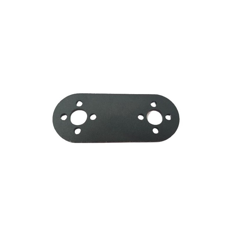 Placa metalica de prindere (63x25mm)