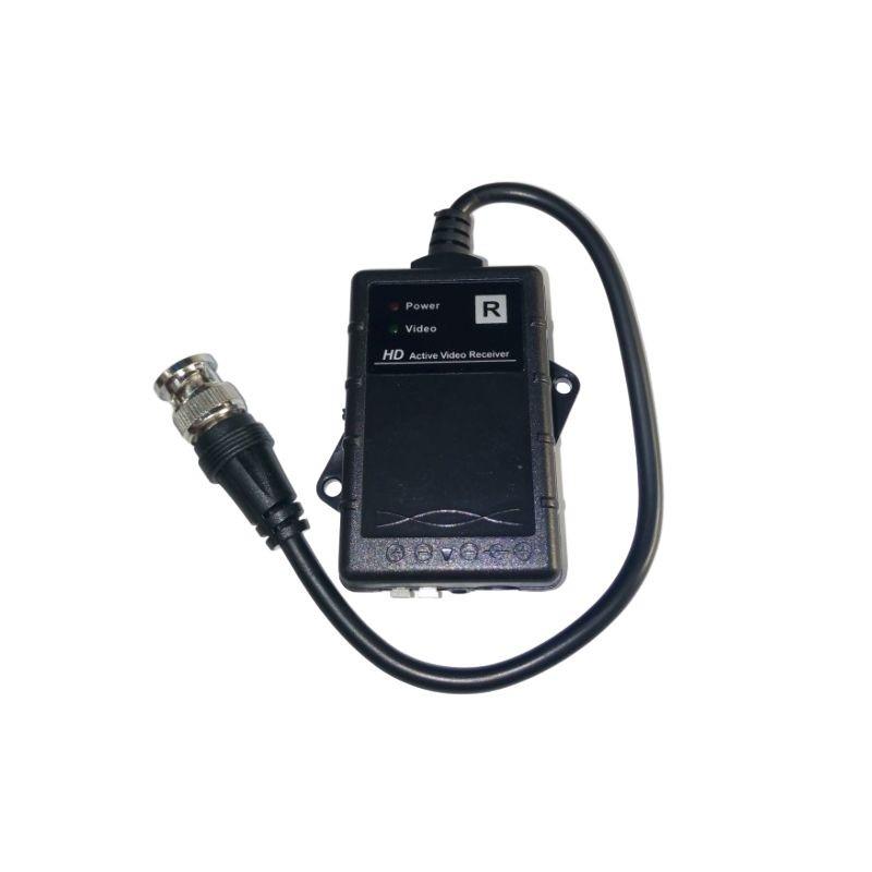 Receptor activ videobalun AHD - CEC-VBA-AHD