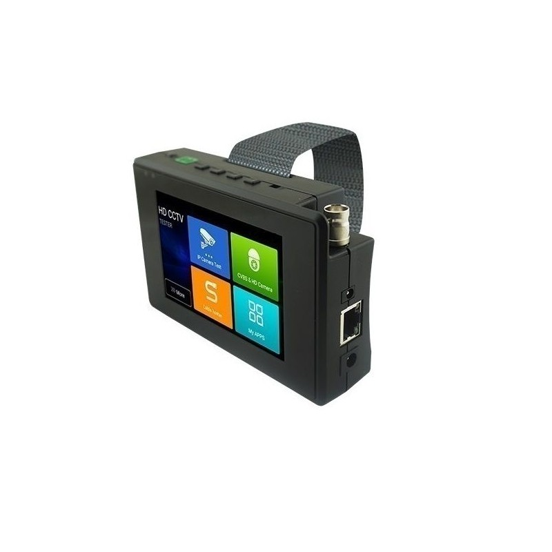 "Tester camere CCTV 4K 5in1 IPC-1800ADH Plus 4"" PTZ PoE"