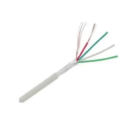Cablu sisteme de alarma pentru antiefractie cu 4 fire 4x0.22