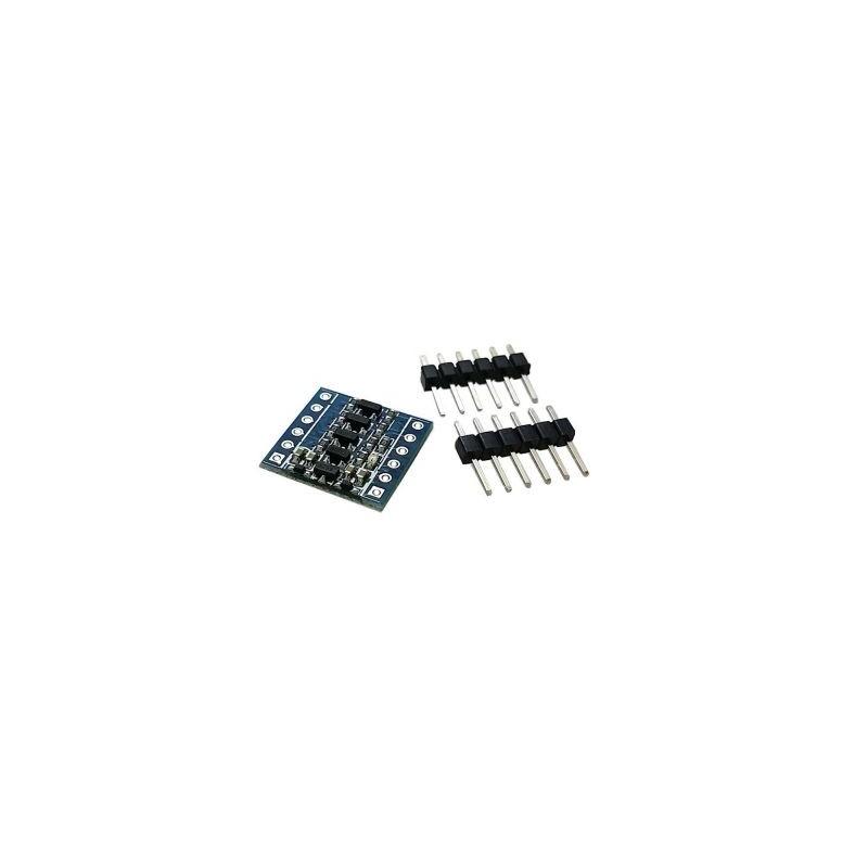 Modul de conversie pe 4 cai compatibil Arduino