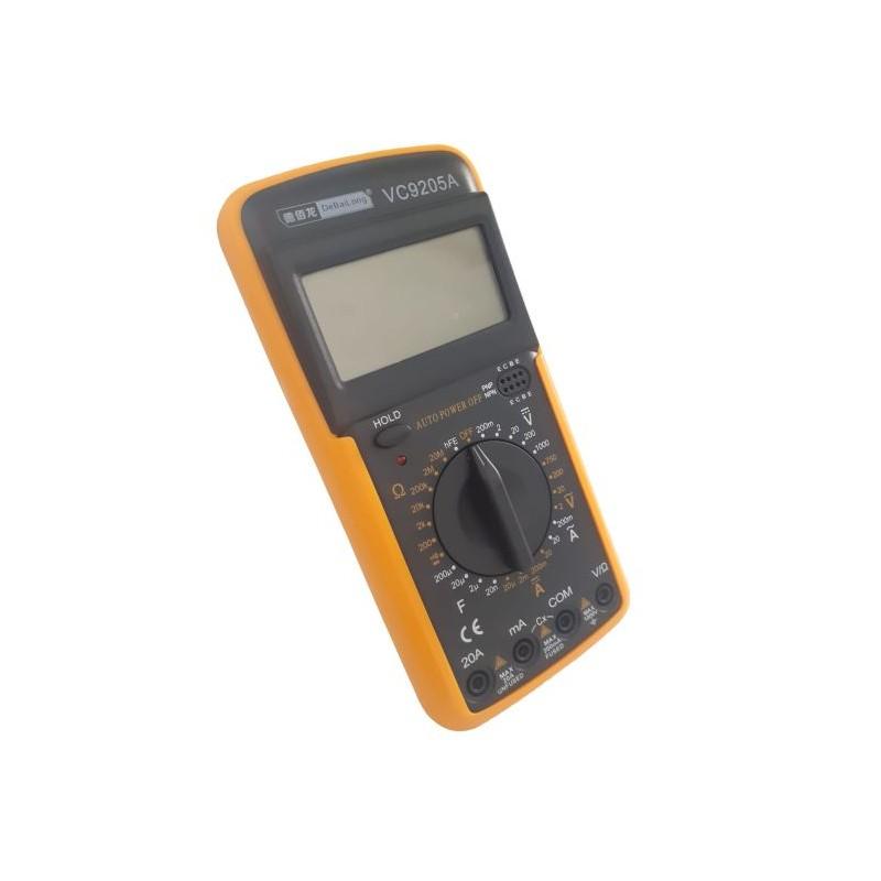 VC9205A - Multimetru digital DT-9205A