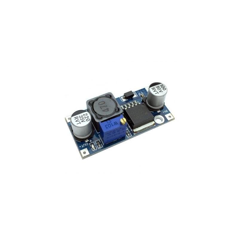 Modul de alimentare DC-DC LM2596 compatibil Arduino