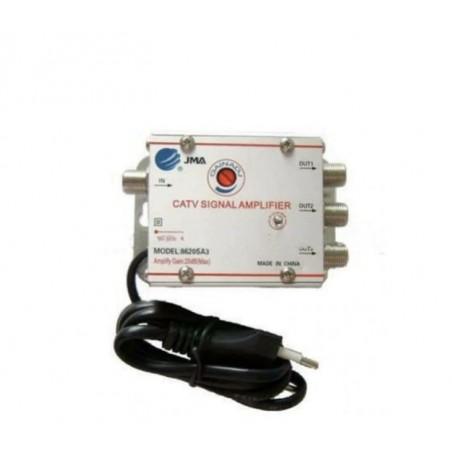 Amplificator de semnal TV, 3 iesiri 8620SA3