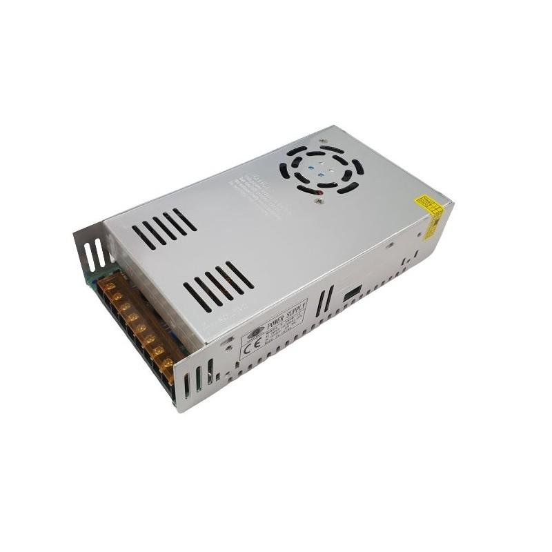 Sursa de alimentare industriala in cutie de tabla perforata 12V 30A - SPD-360W