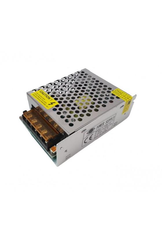 Sursa de alimentare industriala / in comutatie 12V 5A in cutie de tabla perforata S-60W-12