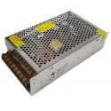 Sursa de alimentare industriala in cutie de tabla perforata 24V 10A  S-250W-24