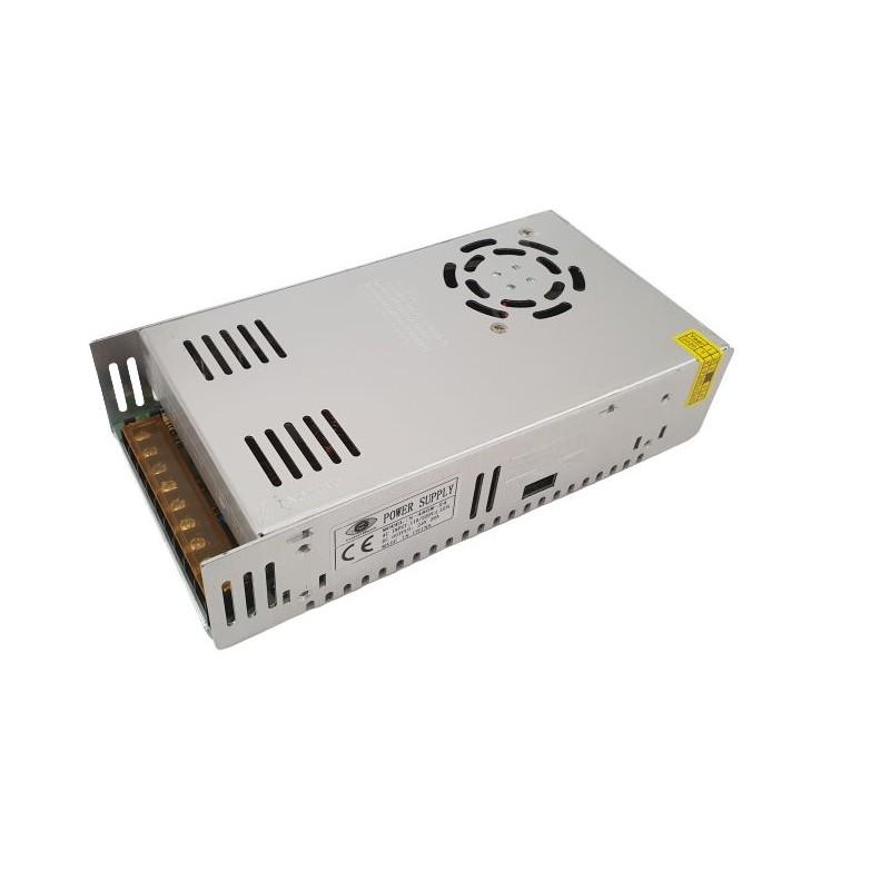 Sursa de alimentare industriala / in comutatie 24V 20A in cutie