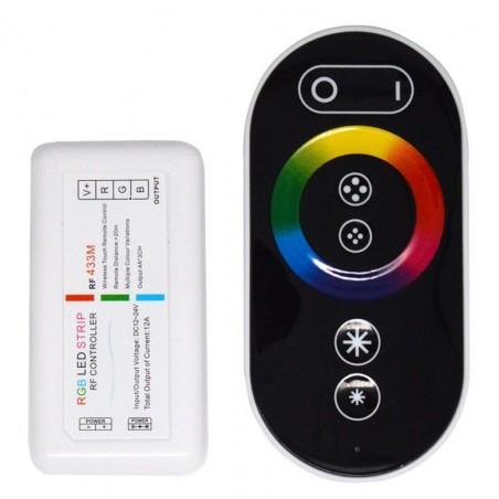 Controller led RGB cu telecomanfa Touch RF