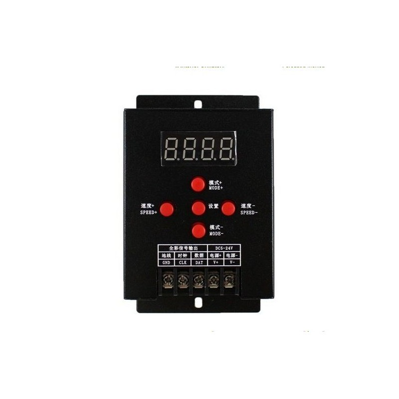 Controller banda led adresabila T-500 WS2801 WS2811
