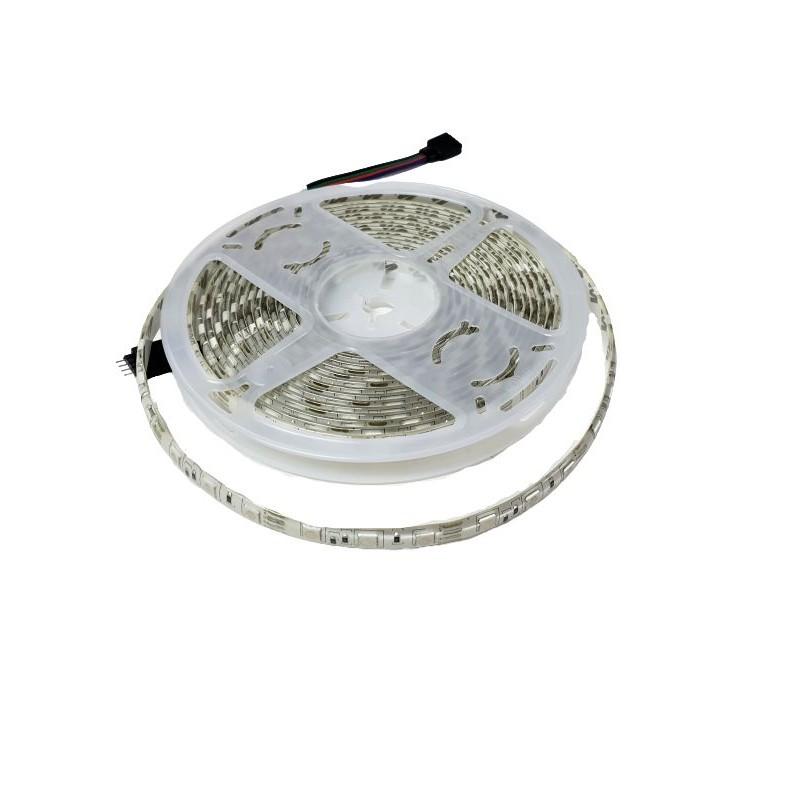 Banda LED 5050 RGB 12V, 60 LED/m, IP20 (NW)