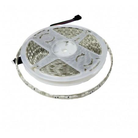 Banda LED 5050 RGB 12V, 60 LED/m, IP65 (WP)