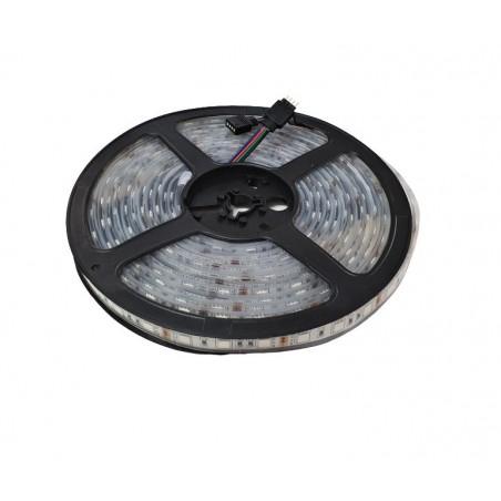 Banda LED submersibila, SMD 5050 RGB, 60 LED/m, IP68 (Waterproof)