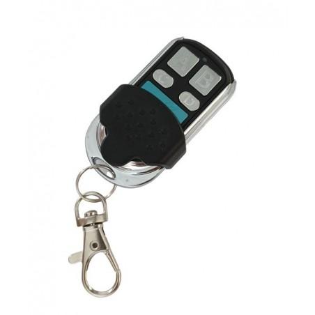 Telecomanda universala programabila 4 butoane cu capac ABCD AK-KB078A 433MHz