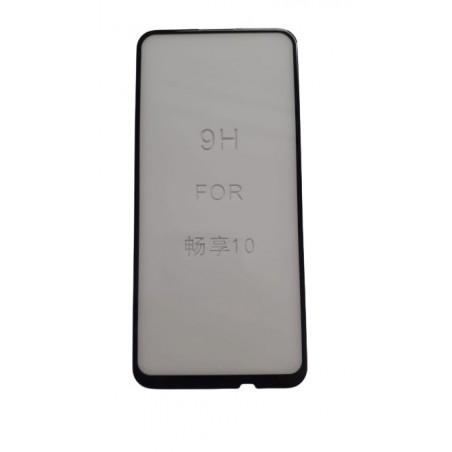 Folie sticla Huawei P40 Lite full glue black