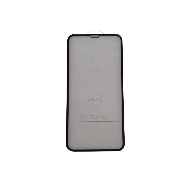 Folie de sticla Iphone XR, Iphone 11 black