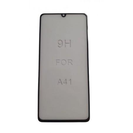 Folie sticla Huawei A41 full glue black